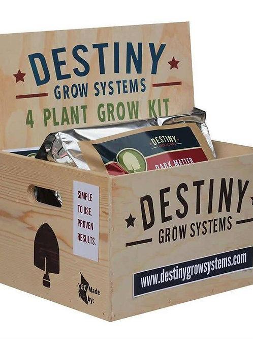 Destiny 4 Plant Grow System