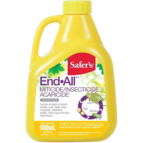 Safer End All 500ml