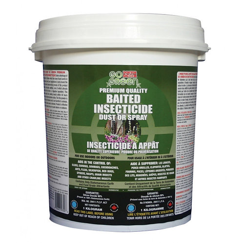 Baited Insecticide 1kg