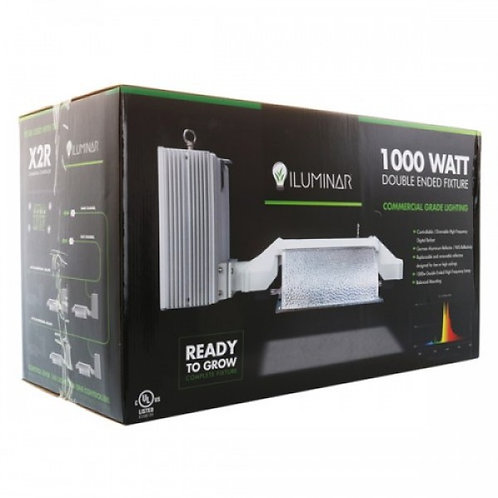 Iluminare 1000W Double Ended Ballast and Lamp Assembly