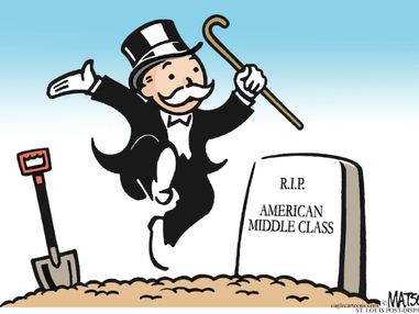 GOODBYE, MIDDLE CLASS, Part 1: Our Growing Inequality. It's Worse than You Think.