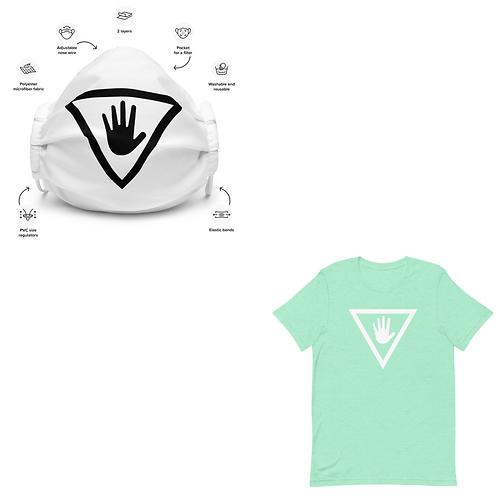Shirt and Mask Bundle