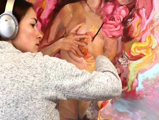 Halie Torris: Featured Artist