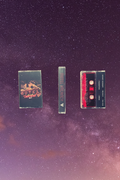 Motel Vacancy Cassette