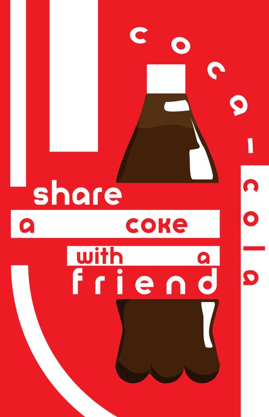 """Share a """"Coke"""""""