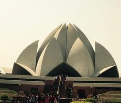 Bahai Temple, Delhi