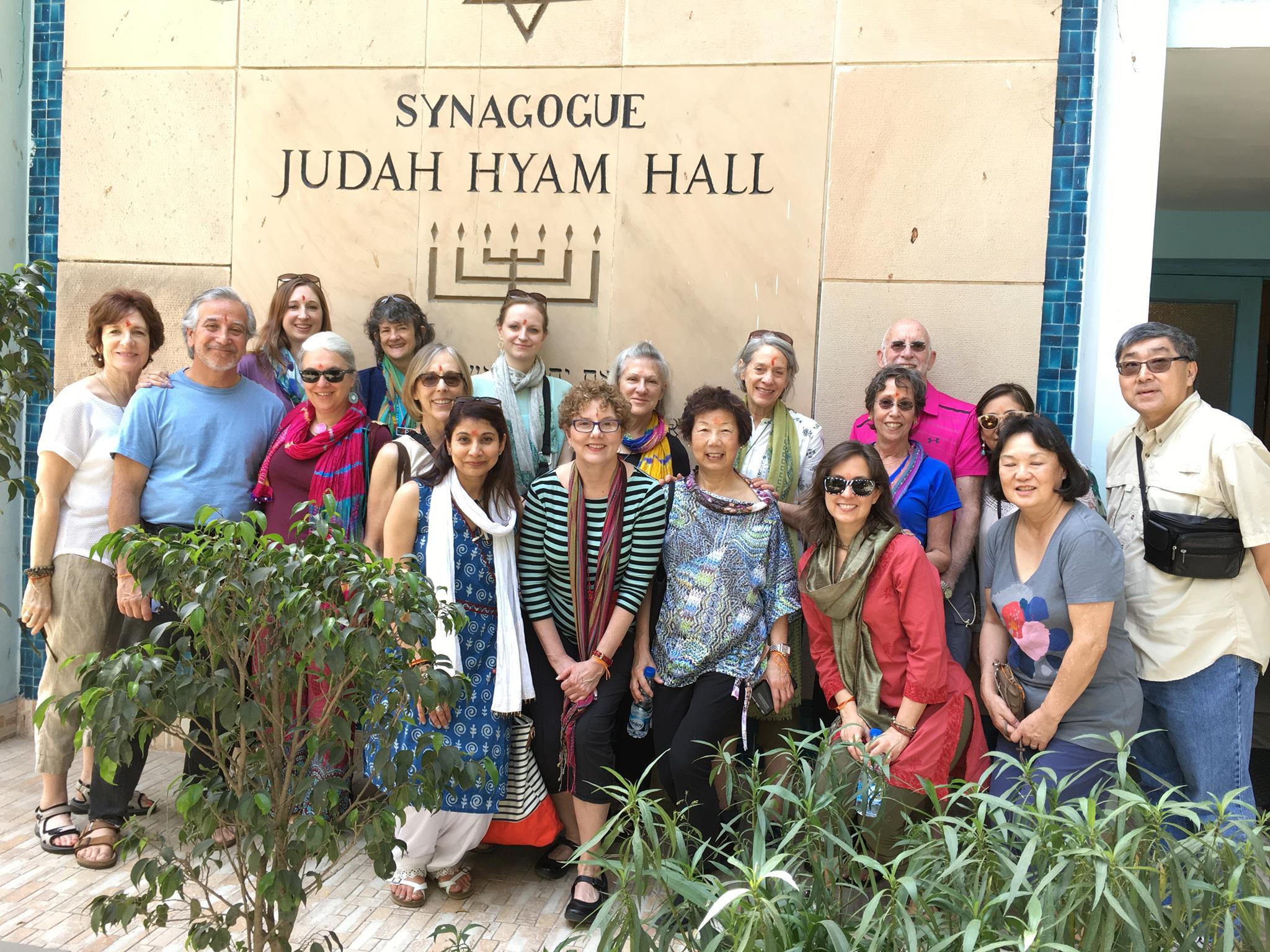 Synagogue in Delhi