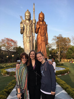 Ram & Sita Murti, Delhi