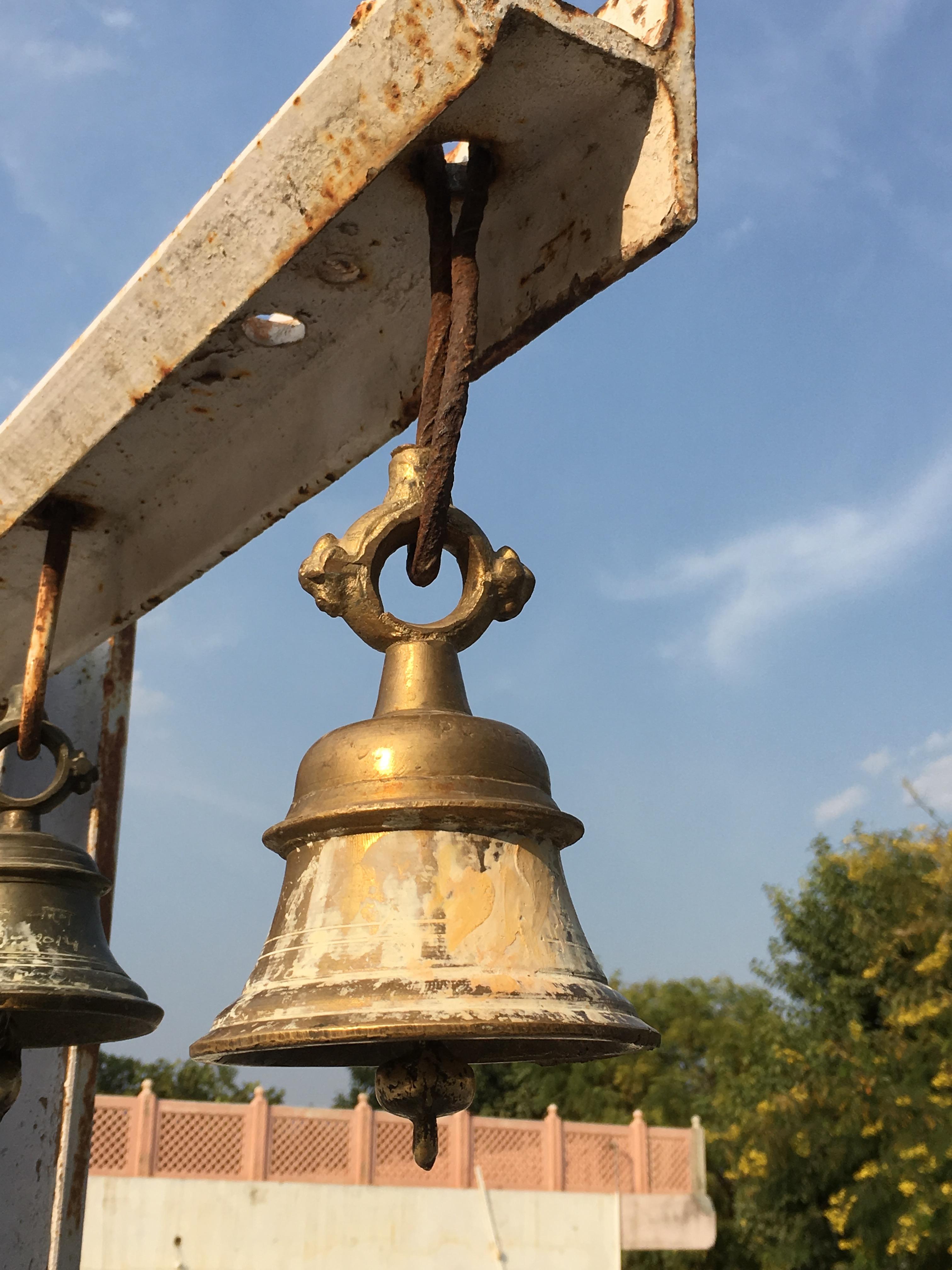 Temple bell, Jaipur