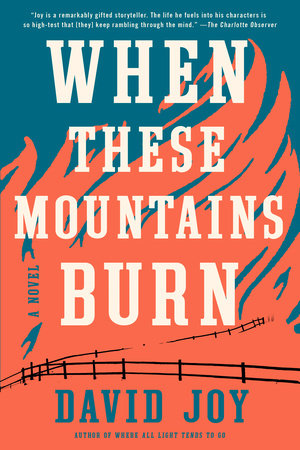 MOUNTAINS BURN