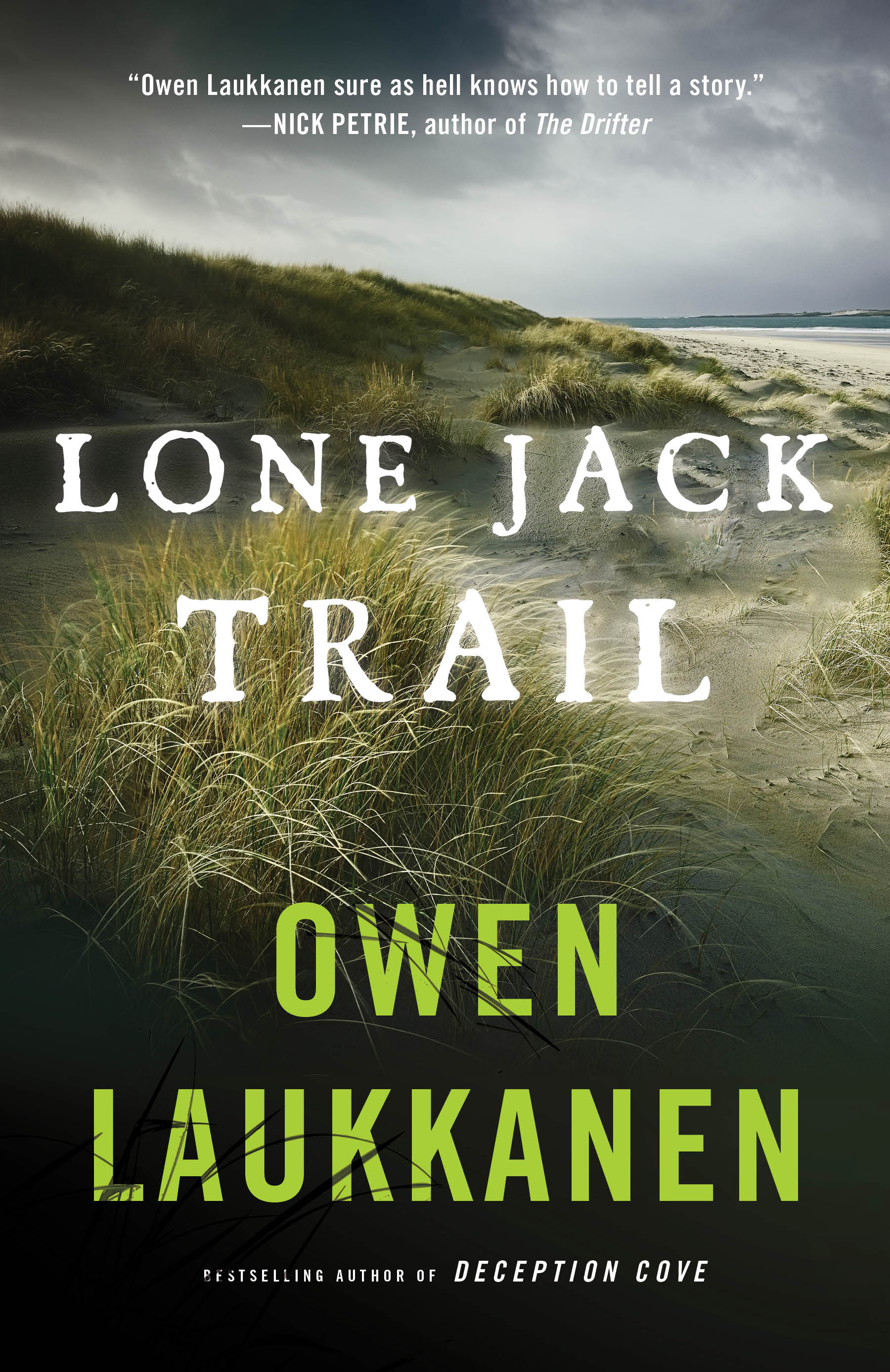 Laukkanen_LoneJackTrail_Cover