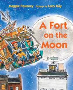fort on the moon