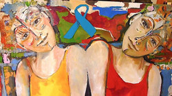 Odile Sauve artiste réunionnaise