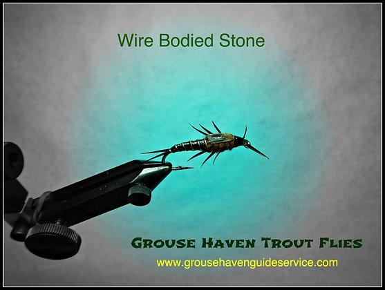 Wire Bodied Stone