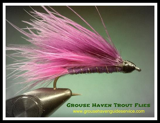 Purple Streamer (Salmon Fly)