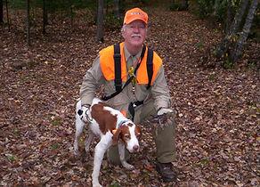 Ruffed Grouse & woodcock hunting in Maine