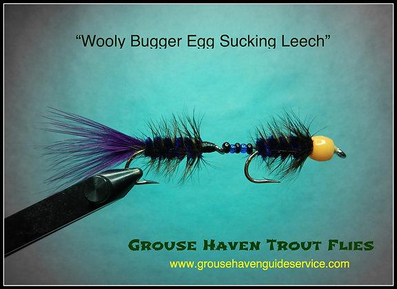 Wooly Bugger Egg Sucking Leech