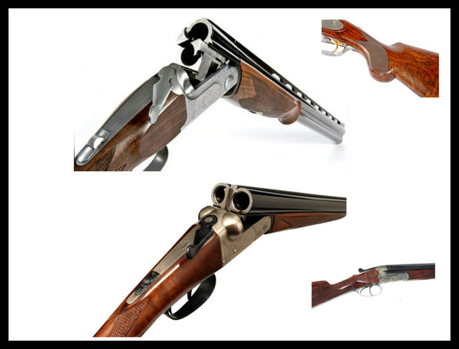 What Double Barrel Fits