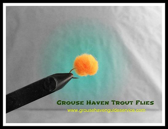 Glo Bug Egg-Orange