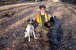 Ruffed grouse hunting in Maine