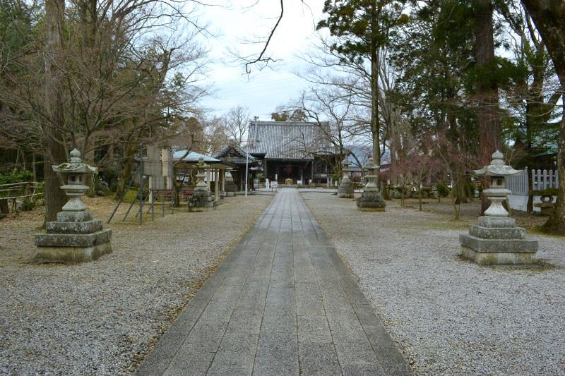 向源寺 渡岸寺観音堂