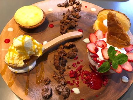 工場の中にあるカフェ「工場CAFE」@富山