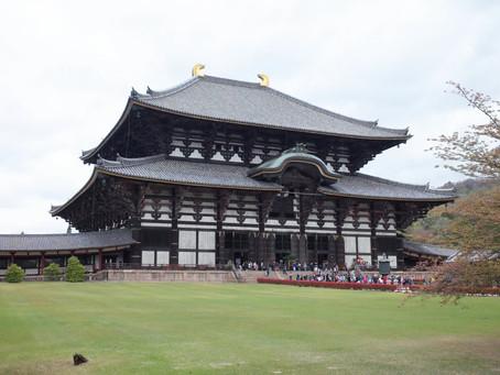 奈良の大仏「東大寺・大仏殿」@奈良