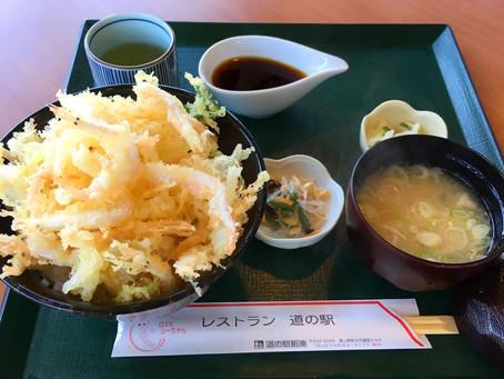 富山湾の宝石・白エビを食する「道の駅 新湊」@富山