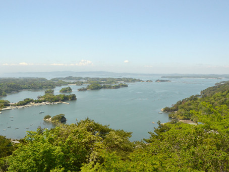 日本三景の松島「壮観・大高森」@宮城