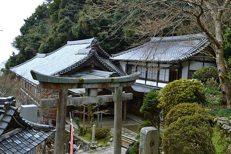 竹生島・宝厳寺