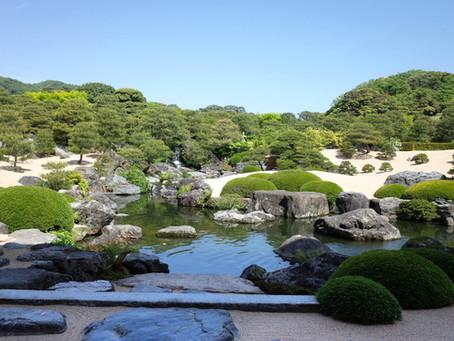 日本一の庭園「足立美術館」@島根