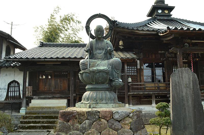 観音寺 富山県小矢部市