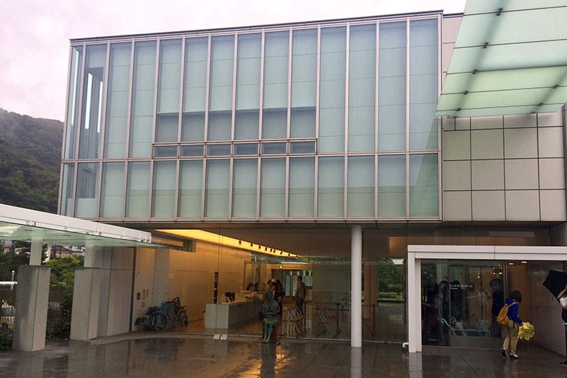 神奈川県立近代美術館 葉山館