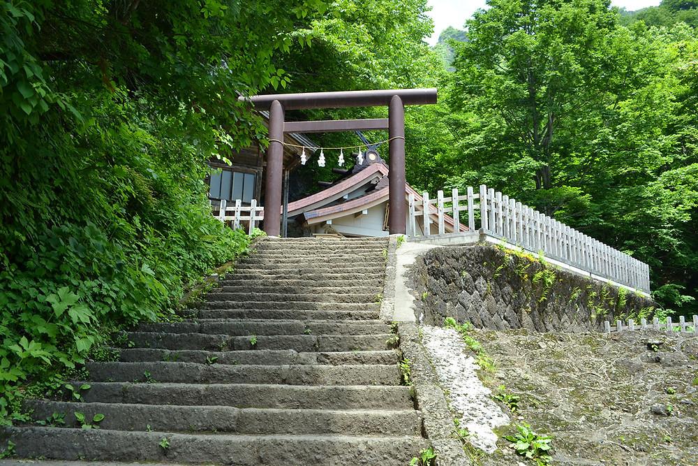 戸隠神社 奥社