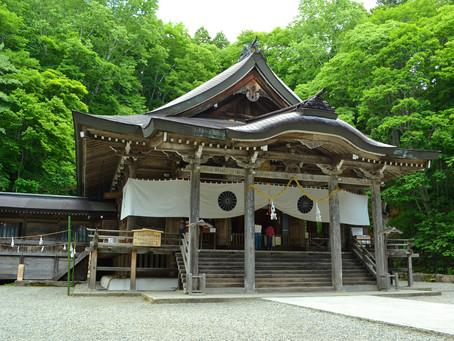 神話の聖地で五社めぐり「戸隠神社」@長野