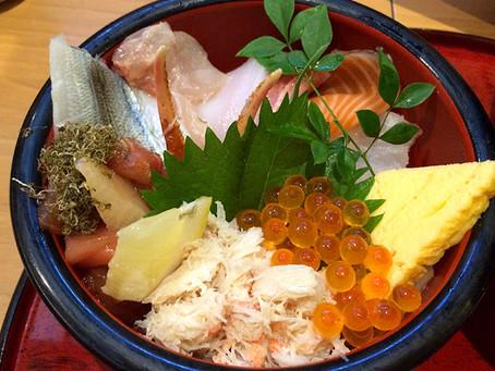 富山湾の旬な海鮮丼「海鮮問屋 柿の匠」@富山