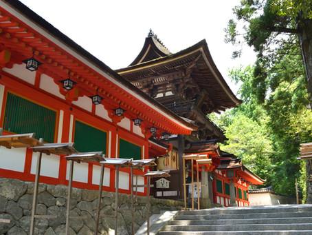 日本最古の神社「石上神宮」@奈良