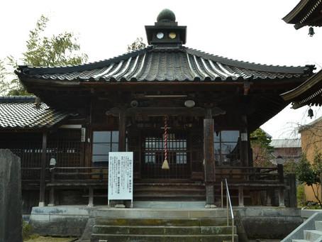インドの渡来僧・法道仙人が創建「観音寺」@富山