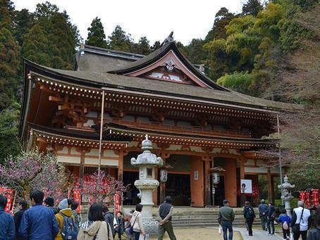 琵琶湖に浮かぶパワースポット「竹生島・宝厳寺」@滋賀