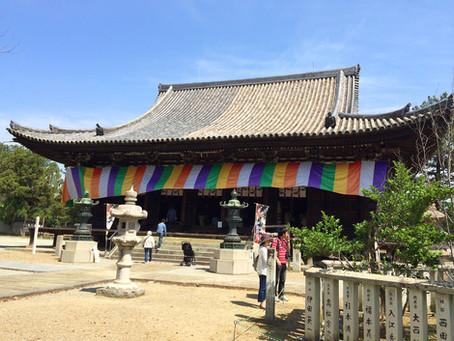 聖徳太子が創建、播磨の法隆寺「鶴林寺」@兵庫
