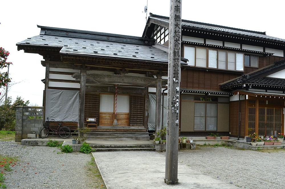 十三寺 富山県入善町