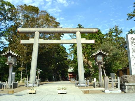 国譲りを成したタケミカヅチを祀る「鹿島神宮」@茨城