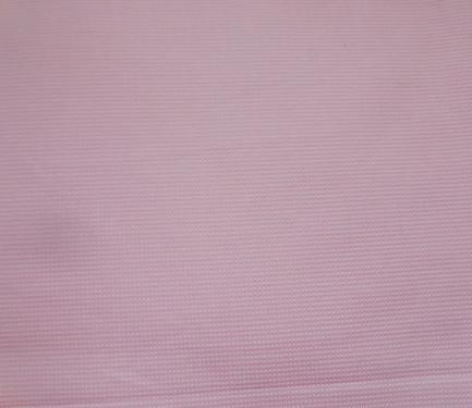 Piqué rosa cuadrito
