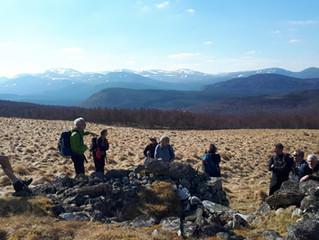 Culardoch and Auchtavan day walk