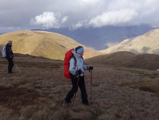 Glen Lyon Weekend