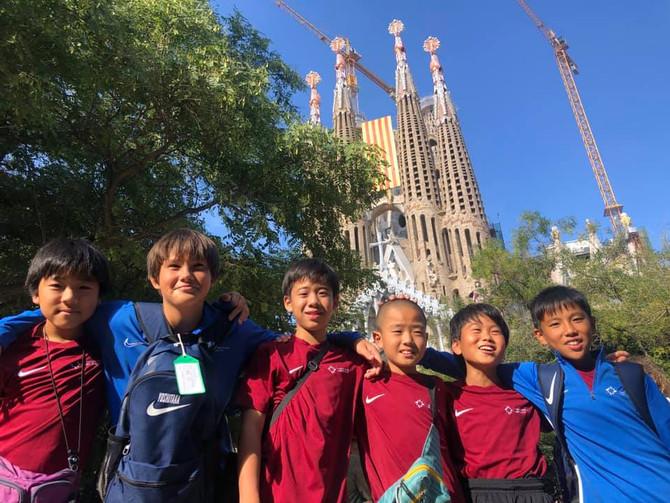 2019年9月|ASLJ選抜スペイン遠征 06