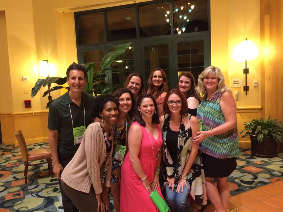 Chick Lit Chatters at RWA 2017