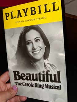 When on Broadway...