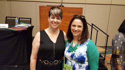 Kristan Higgins and Kathryn Biel
