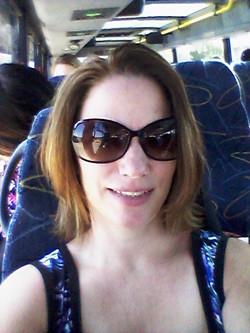 On my way to my first RWA